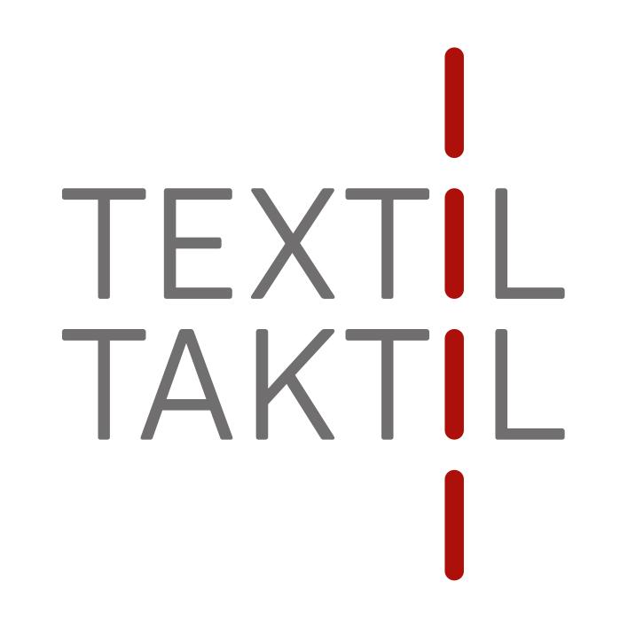 Logo TEXTILTAKTIL _ Marke für Home & Fashion Accessoires